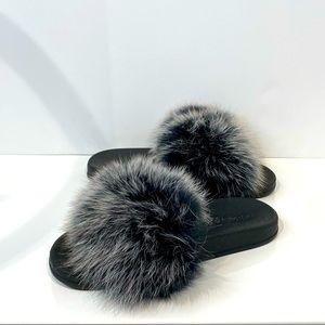 Fur story fox for slides